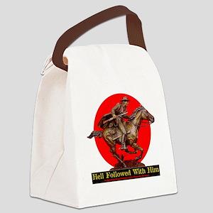 2-HFollo_CPress_Mech_01p Canvas Lunch Bag
