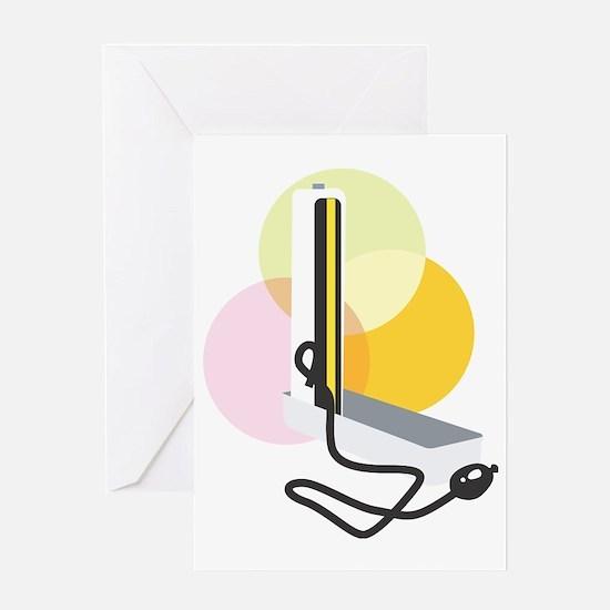Sphygmomanometer Greeting Card
