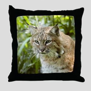 BobcatBCR010 Throw Pillow