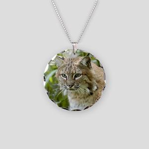 BobcatBCR010 Necklace Circle Charm