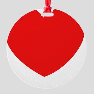 loveCO2_02 Round Ornament