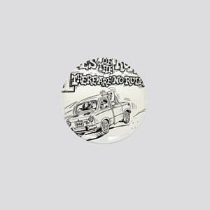 rules_of_the_road_Fiat_850_BW Mini Button