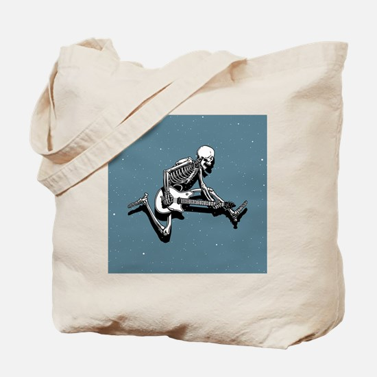 sk-guit-jump-BUT Tote Bag