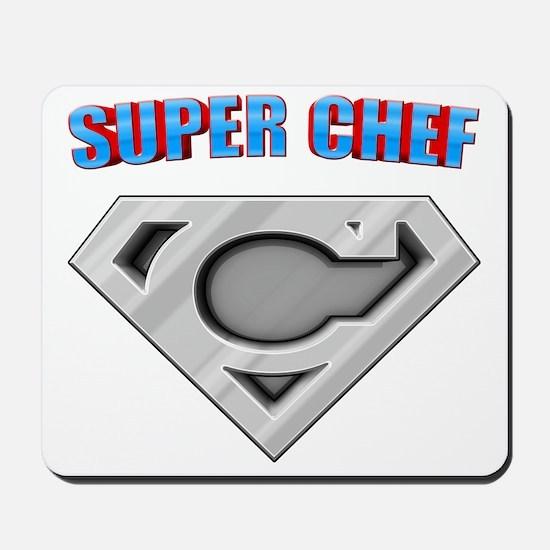 3-Super_chef Mousepad