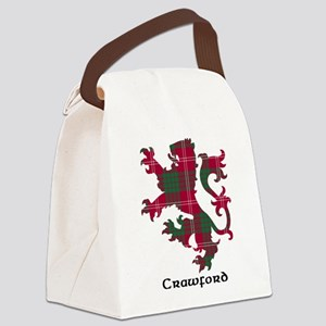 Lion - Crawford Canvas Lunch Bag