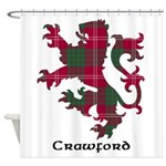 Lion - Crawford Shower Curtain