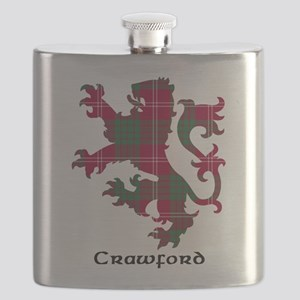 Lion - Crawford Flask
