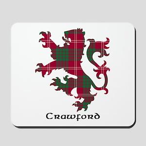 Lion - Crawford Mousepad
