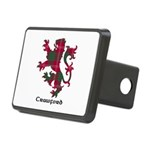 Lion - Crawford Rectangular Hitch Cover