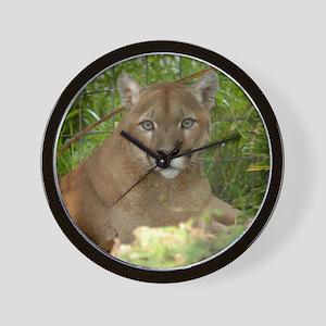 Cougar 016 Wall Clock