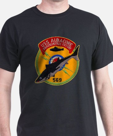 albacore patch transparent T-Shirt