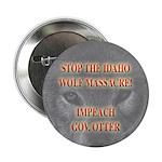 Stop the wolf massacre Button