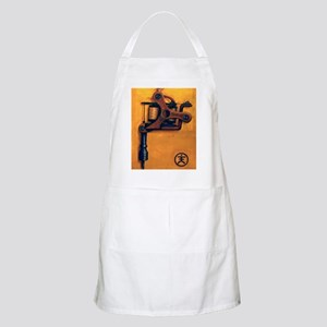 Yellow Machine Apron