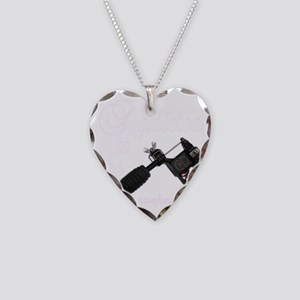 Addicted to the Necklace Heart Charm