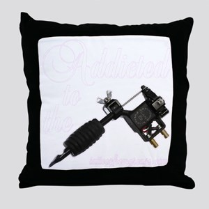 Addicted to the Throw Pillow