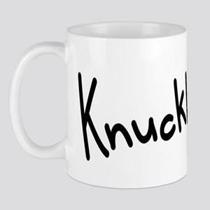 Knuckle Head Mug