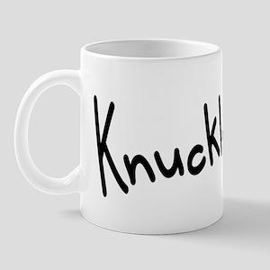 Knuckle Head Mug