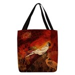 red-vanity-coll_gc-big Polyester Tote Bag