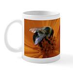 Bumblebee on Marigold Mug