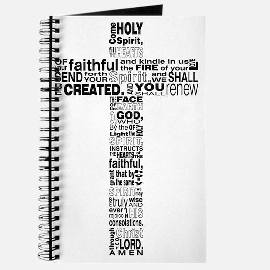 holy spirit Journal