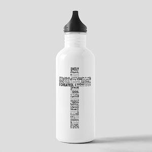 holy spirit Stainless Water Bottle 1.0L