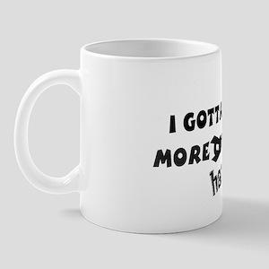 Cowbell Mug