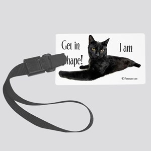 CiaraWide_Contest Large Luggage Tag