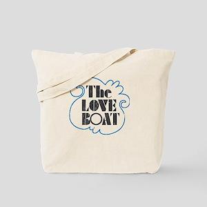 The Love Boat VINTAGE Tote Bag