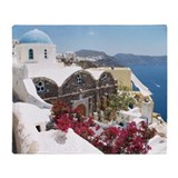 Santorini Fleece Blankets