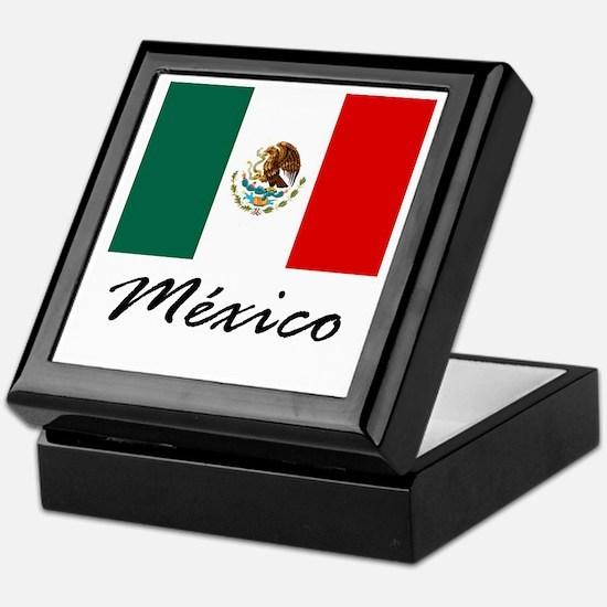 México Keepsake Box