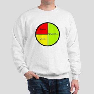 Balanced Plate Sweatshirt