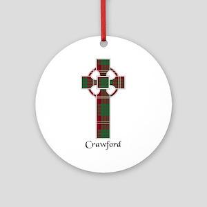 Cross - Crawford Ornament (Round)
