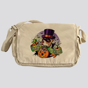 NEW_TRICK_FOR_TREAT Messenger Bag