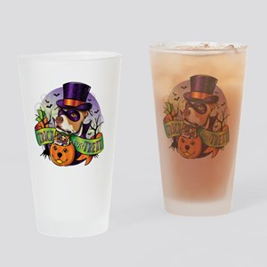 NEW_TRICK_FOR_TREAT Drinking Glass
