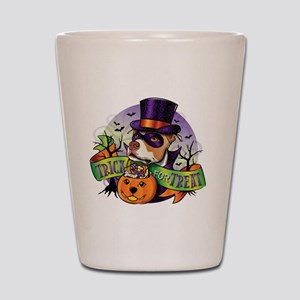 NEW_TRICK_FOR_TREAT Shot Glass