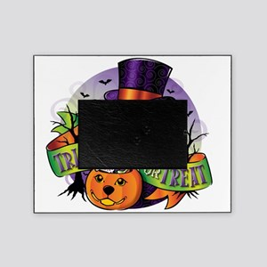 NEW_TRICK_FOR_TREAT Picture Frame