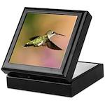 Flying Hummingbird Keepsake Box