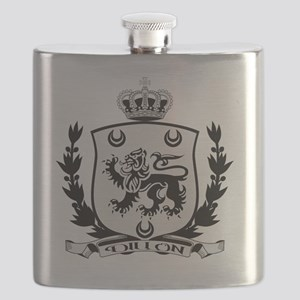 Dillon Crest for Light Flask