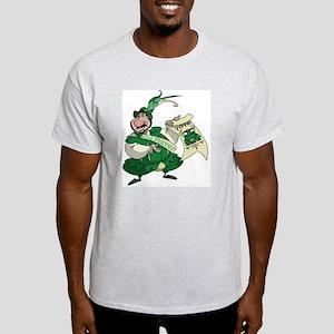 BullFrogFront Light T-Shirt