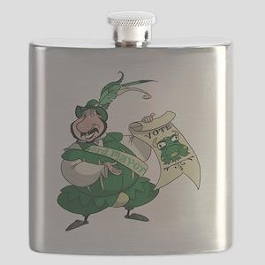 BullFrogFront Flask