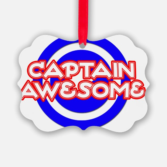 captainawesome Ornament