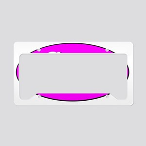 GISGYM3 License Plate Holder
