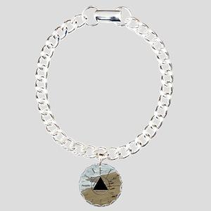 AAClock Charm Bracelet, One Charm