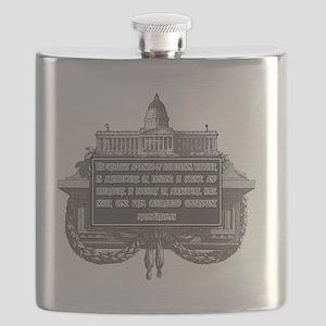 Milton Friedman on Civilization 3 Flask
