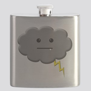 Timid Cloud Flask