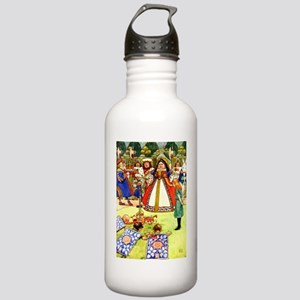 Adams Alice 3_10x14x Stainless Water Bottle 1.0L