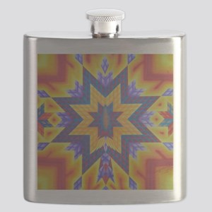 Star Eagle Flask