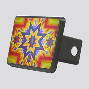 Star Eagle Rectangular Hitch Cover