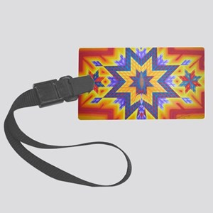 Star Eagle Large Luggage Tag