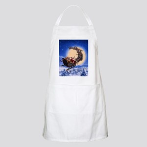 Merry Christmas to All_POSTER Apron
